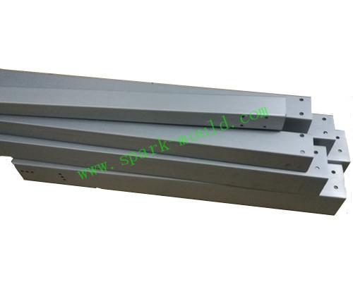 Aluminum 6061 extrusion pipes