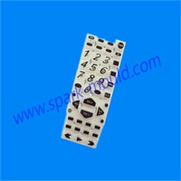 Silicone Rubber Keypads Mold, Custom Silicone Rubber Mold