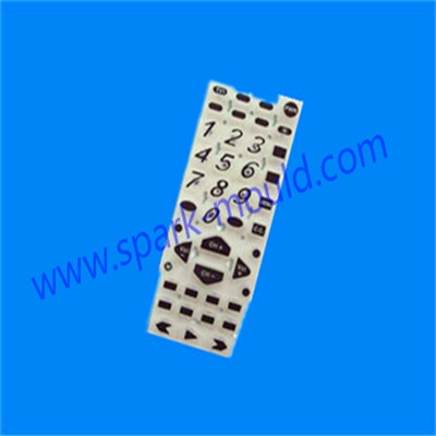 China silicone rubber keypads