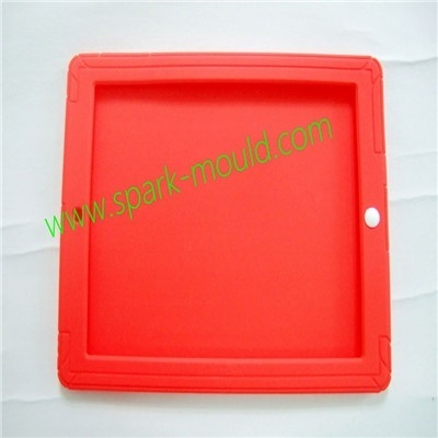 Silicone-Case-for-iPad-3-Red