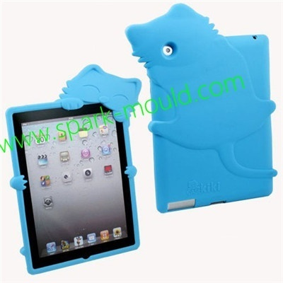 Silicone-Cat-Case-For-Apple-iPad