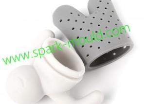 Tea Silicone Rubber Mold, Custom Silicone Rubber Mold
