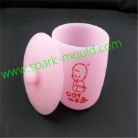 Nontoxic Silicone Baby Cup Mold, China Custom Silicone Mould