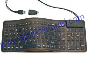 Silicone Keyboard Mould, Rubber Mold China