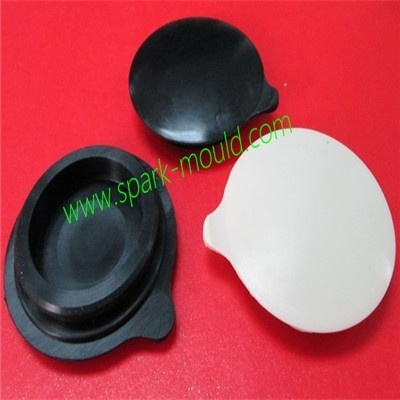 silicone rubber cap