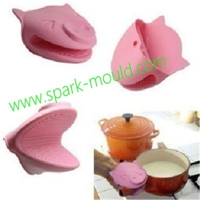 silicone rubber for protecting hand-kitchenware