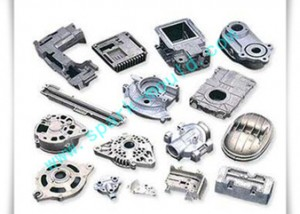 Custom Die Casting Molding, Zinc Auto Parts Molding