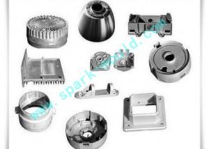 Zinc Die Casting Molding, Engine Parts Molding