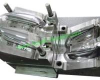 Auto lamp injection mold, China Custom Plastic Mold Making