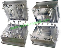 Injection Molds, Custome Plastic Injection Mold