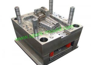 Automobile Interior Plastic Tooling Mold, Plastic Mold Making