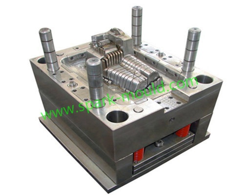 automobile interior plastic tooling