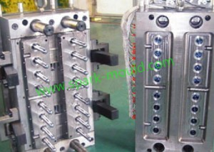 Multiple Cavities Plastic Mold, Plastic Mold Making