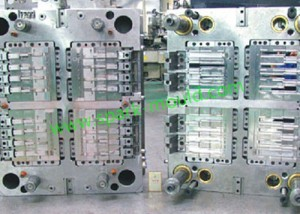 Multiple Cavities Plastic Mould, Plastic Mold Making