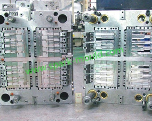 multiple cavities plastic mould