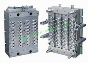 China multiple cavities plastic tooling manufacturer