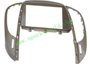 Auto Display Part Molding, Plastic Auto Molding