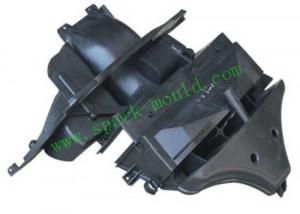 Automobile Plastic Molding Bracket, Auto Parts Injection Molding
