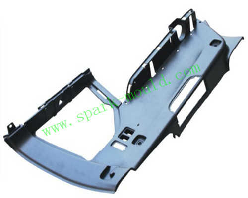big auto plastic injection molding part