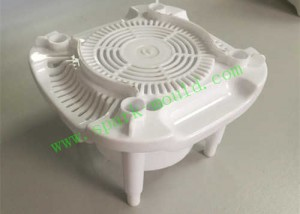 Fan Bottom Cover Molding, Plastic Fan Molding