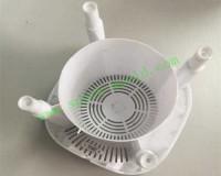 Fan Bottom Encloser Molding, Fan Plastic Part Molding