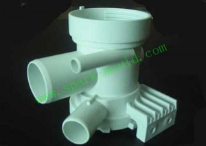 Multidirectional Thread Tube Molding, Thread Injection Molding
