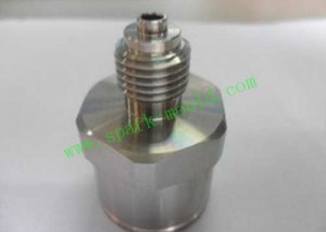 Metal Thread Mold, Mold Machining