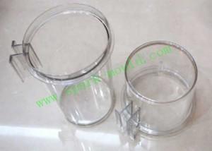 Plastic Cups Molding, Transparent Cups Molding