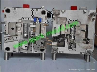 Mechanical Injecion Mold Slide