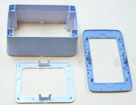 thin-wall plastic parts