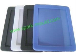 silicone rubber molding-ipad case